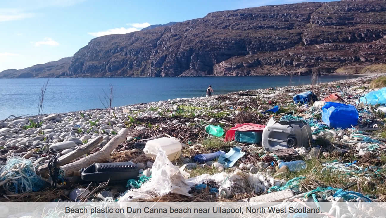 Fighting plastic pollution at the source - Aigas Field Centre